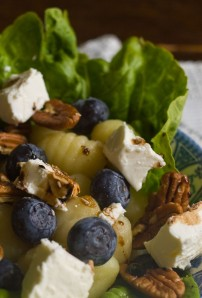 Blueberry, Pecan and Feta Salad