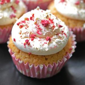 Cranachan Cupcakes