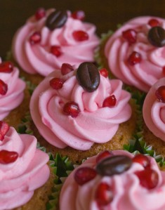 Turkish Delight Cupcake 1