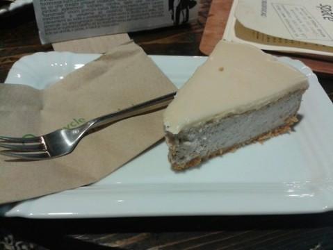 chesnut cheesecake