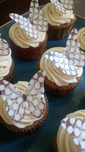 Mint Humbug Cupcake 3