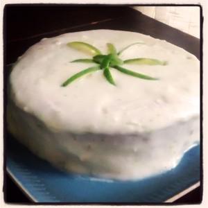 Ricotta cake 2